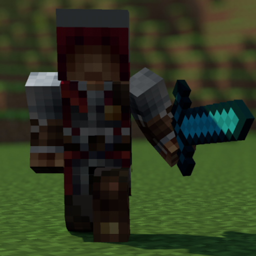 Novaskin Minecraft Wallpaper 512x512