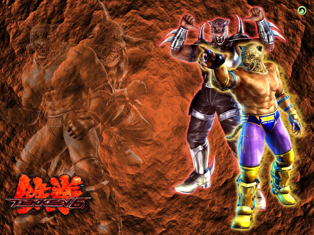 Free download Pin Tekken 6 Armor King Normal Wallpaper 63202