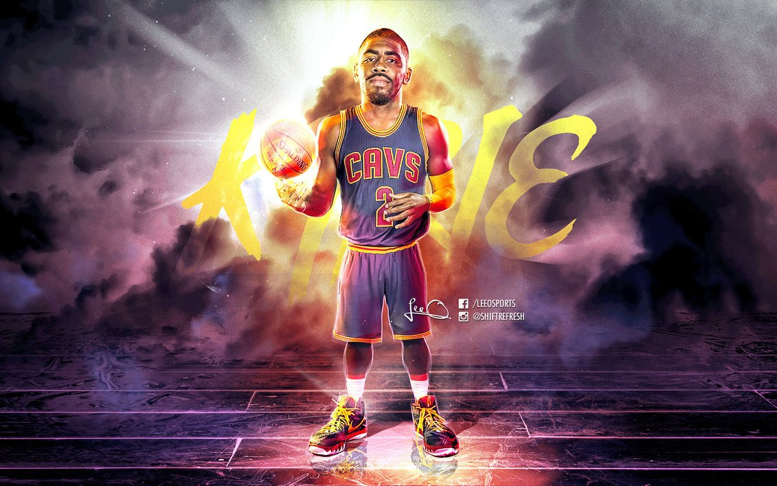 Kyrie Irving NBA Wallpaper by skythlee 1131x707