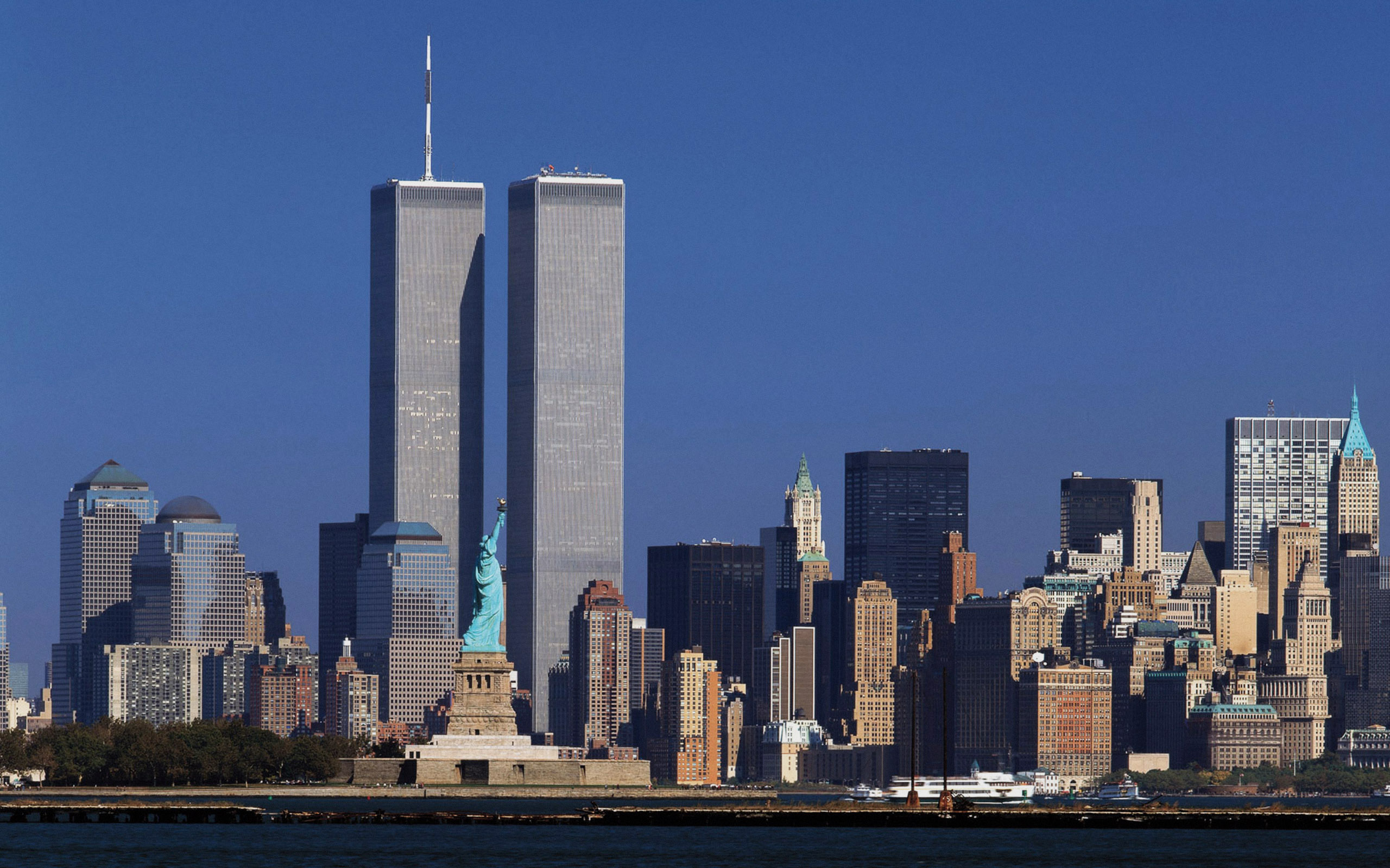 New York Desktop Wallpapers for HD Widescreen and Mobile 2560x1600