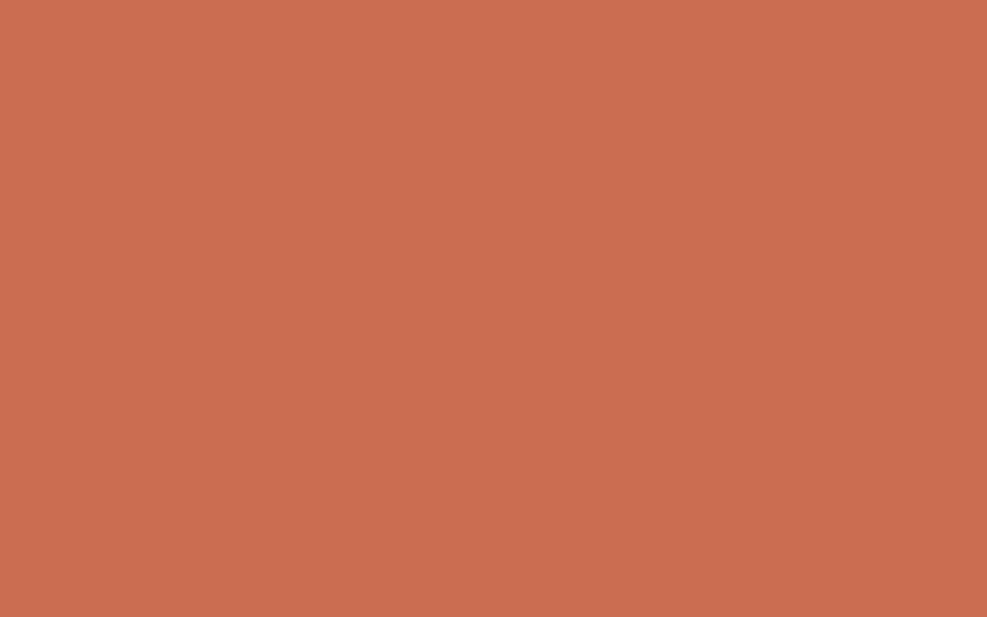 1440x900 resolution Copper Red solid color background view and 1440x900