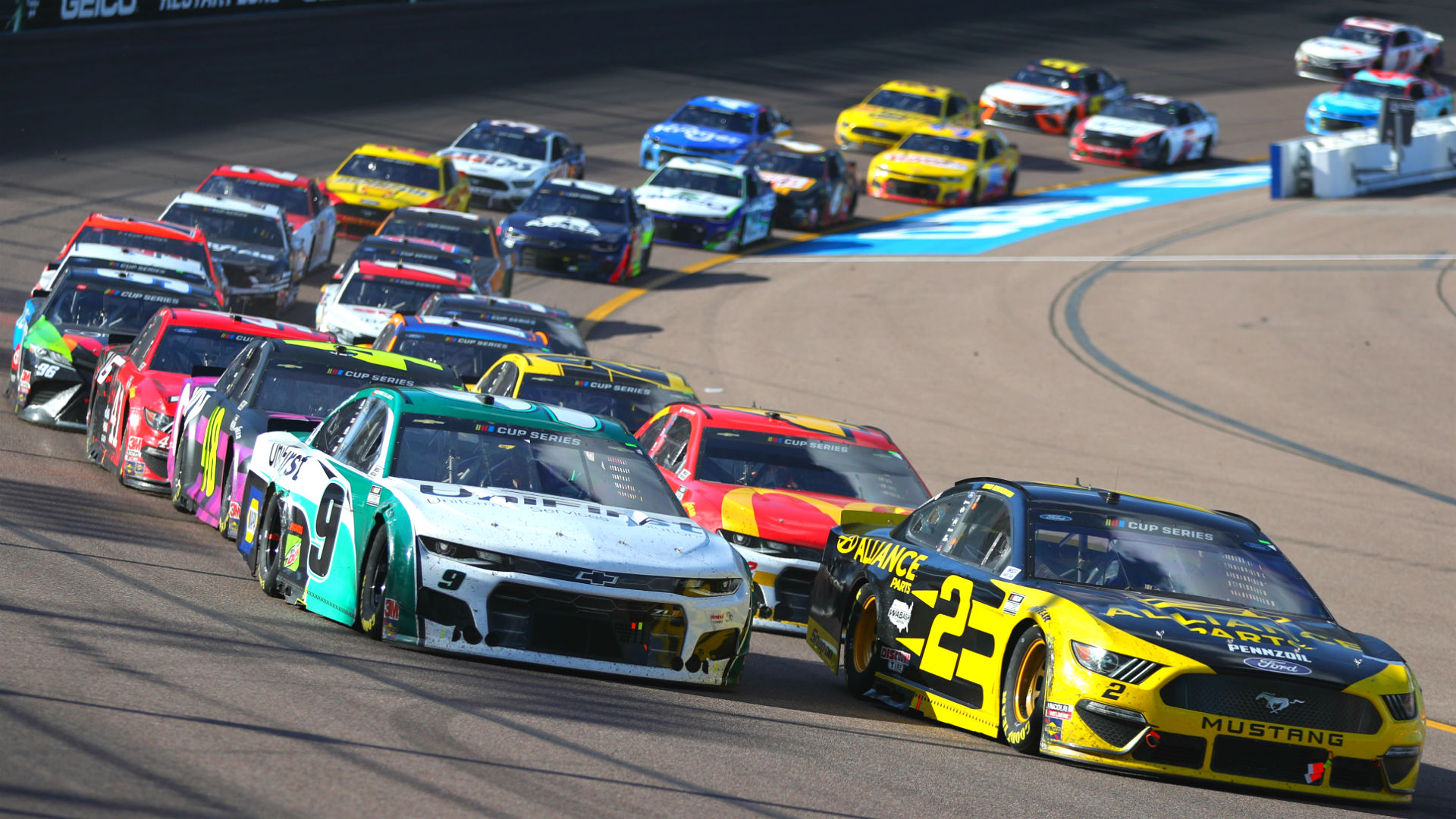 Updated NASCAR schedule 2020 Everything to know about Cup Series 1920x1080