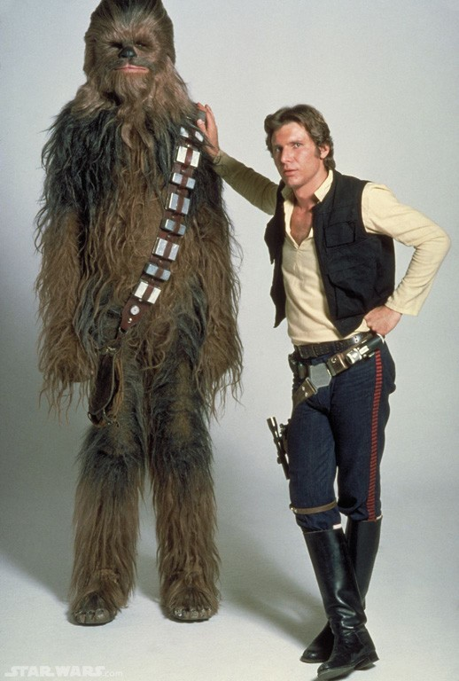he is still great let the wookie into your heart chewbacca is awesome 518x768