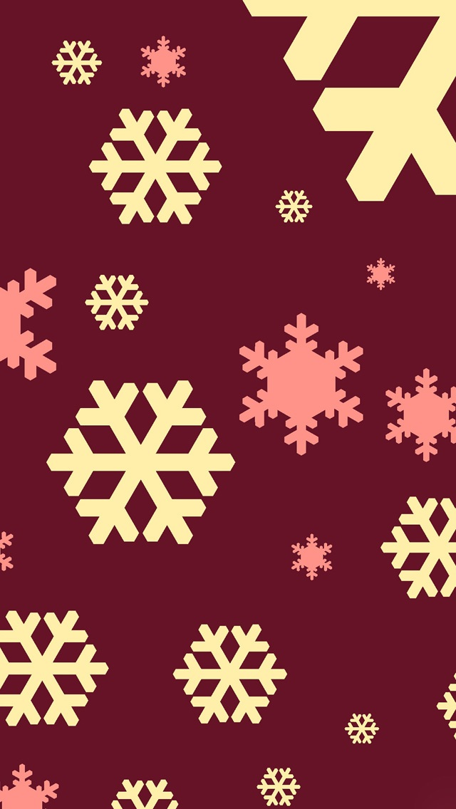 Christmas pattern iPhone 5 wallpapers Background and Wallpapers 640x1136