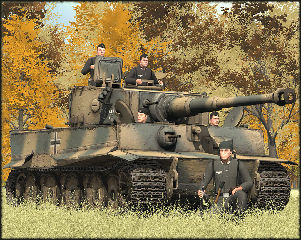 tiger tank camouflage 1 10 from 0 votes tiger tank camouflage 3 10 1024x819