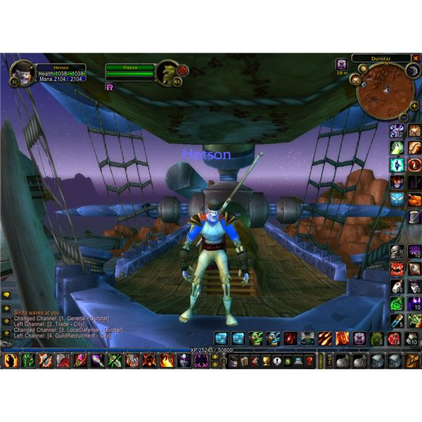 Best Online Sources for Official and Custom World of Warcraft Desktop 600x600