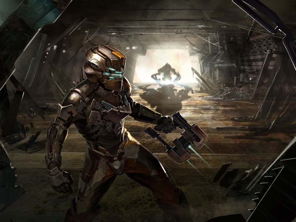 Dead space 2 Wallpaperjpg 1024x768