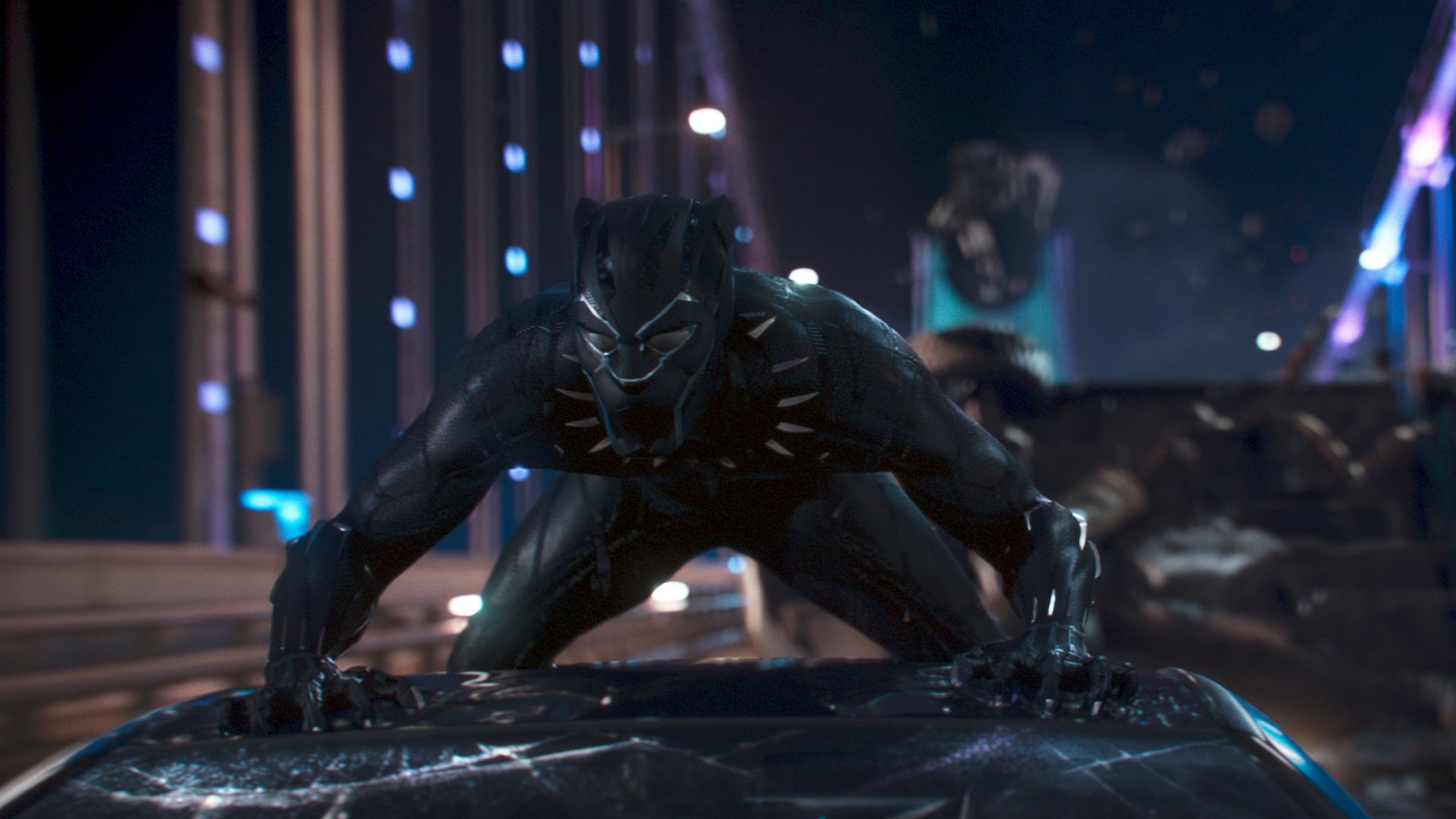 HD Black Panther 2018 Movie 2910 1920x1080