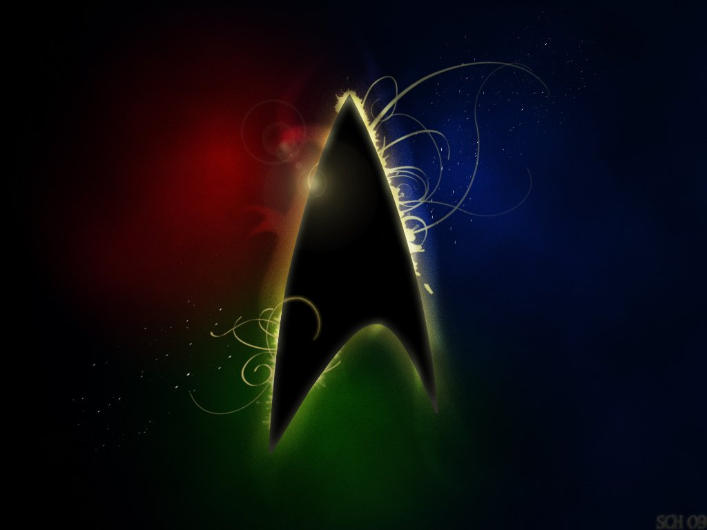 Free Download Original Star Trek Logo Wallpaper Original