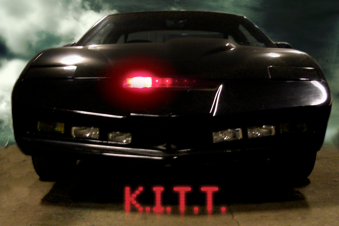 Knight Rider Animated Wallpaper 1280x854