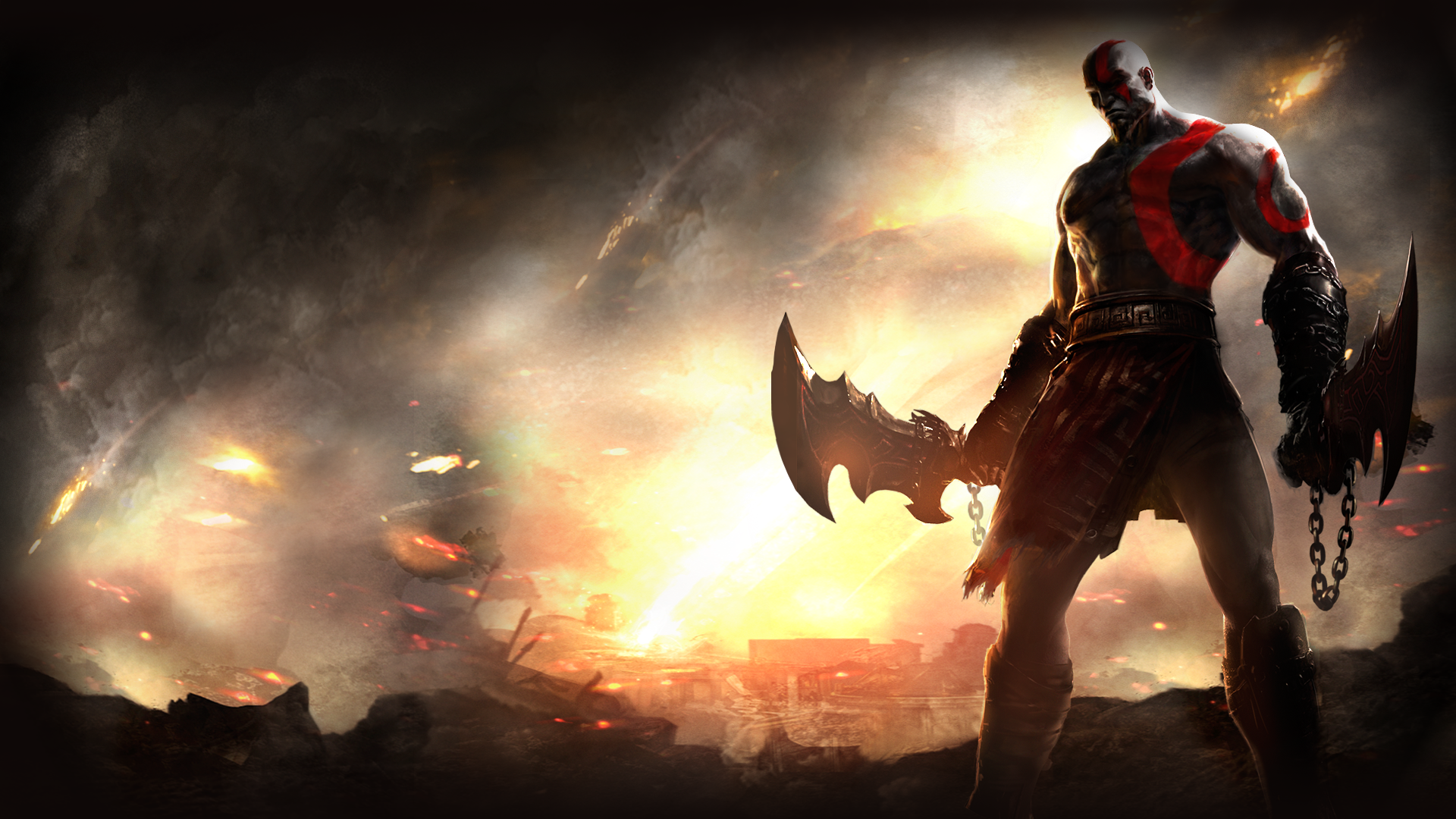 Free Download God Of War Wallpapers High Quality Download