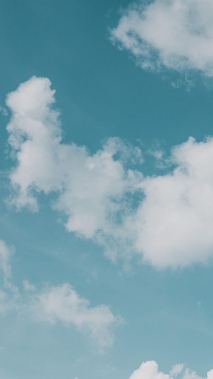 22 iPhone Wallpapers For People Who Live On Cloud 9 aesthetic 736x1308