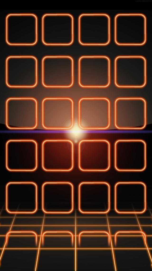 Neon Orange Wallpaper Orange Neon Wallpaper Orange 640x1136