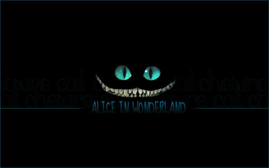 Cheshire Cat Wallpaper - WallpaperSafari