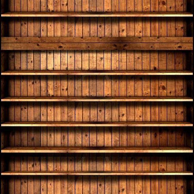 Bookshelf Wallpaper shelf 3jpg 640x640
