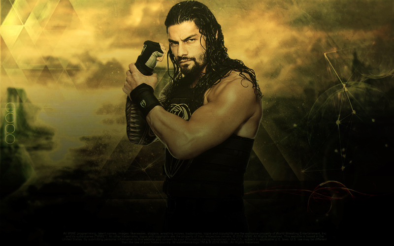 Roman Reigns Latest HD Wallpaper Images 800x500