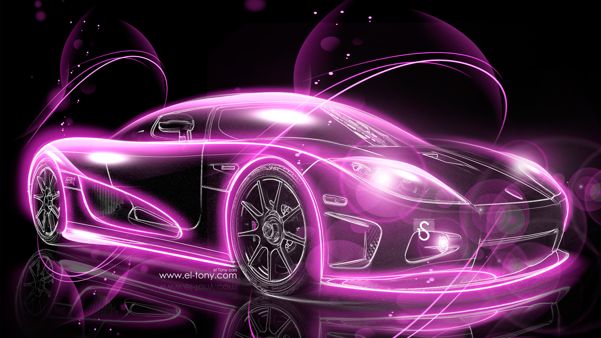 Koenigsegg CCX Super Abstract Car 2013 el Tony 1920x1080