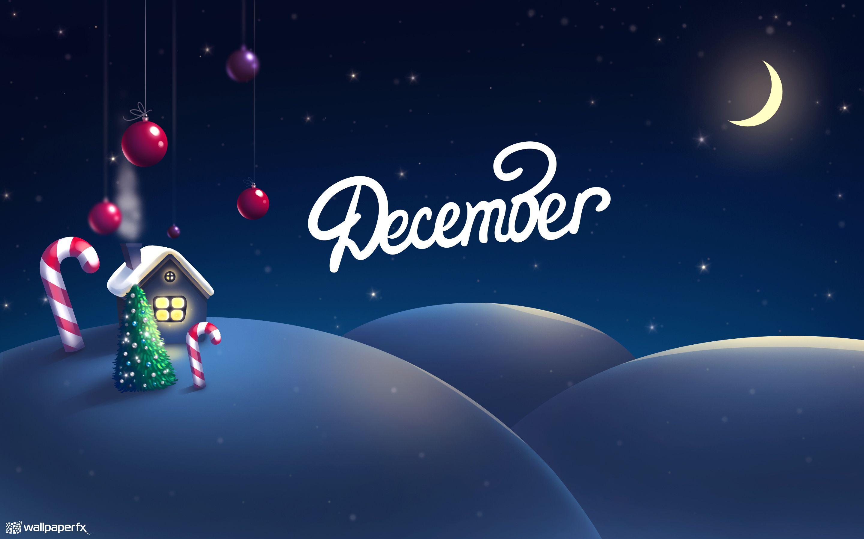 December Christmas Wallpapers   Top December Christmas 2880x1800