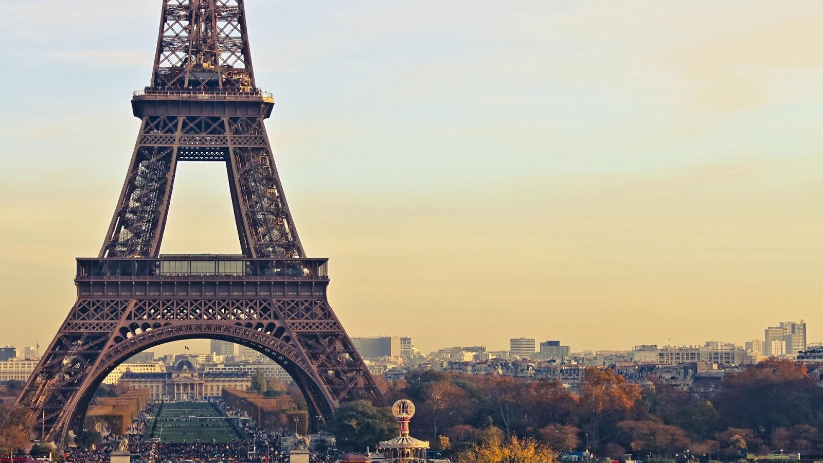 Paris Paris Wallpaper Hd 1600x900