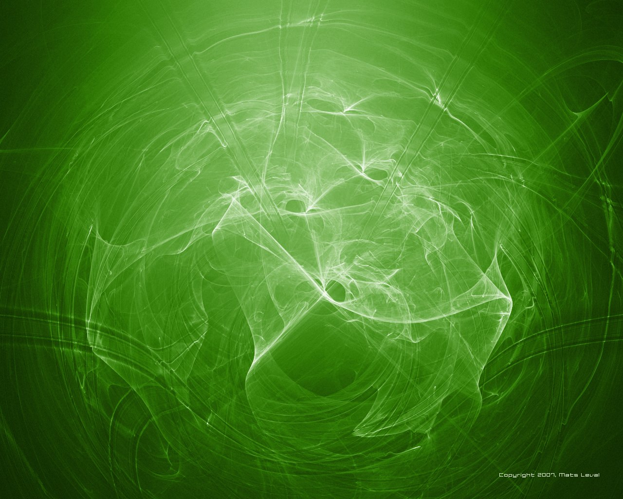 Green Swirl Wallpaper Wallpapersafari