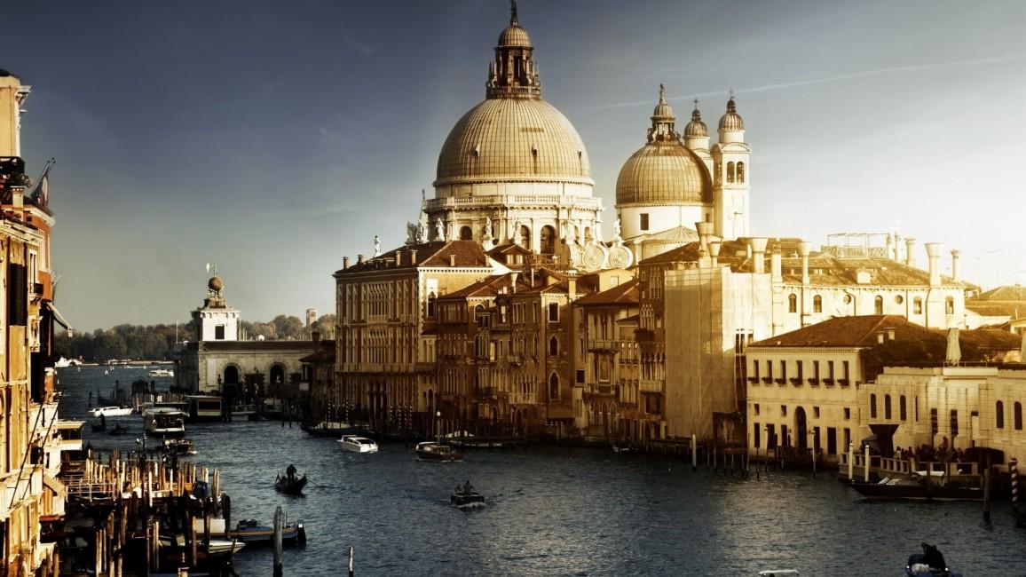 Venice Italy River Building Architecture Stone   Stock Photos 1156x650