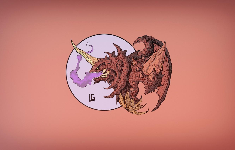 Wallpaper Figure Monster Background Godzilla Art Art 1332x850