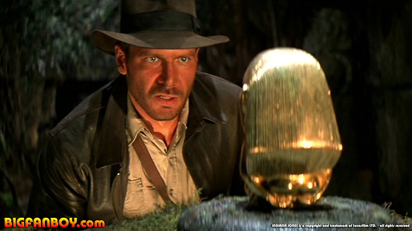 Raiders of the Lost Ark Wallpaper 14   1366 X 768 stmednet 1366x768