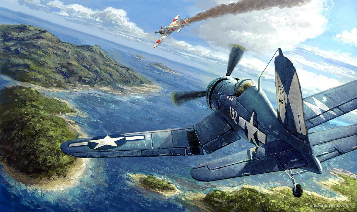 HD WW2 Plane Wallpapers