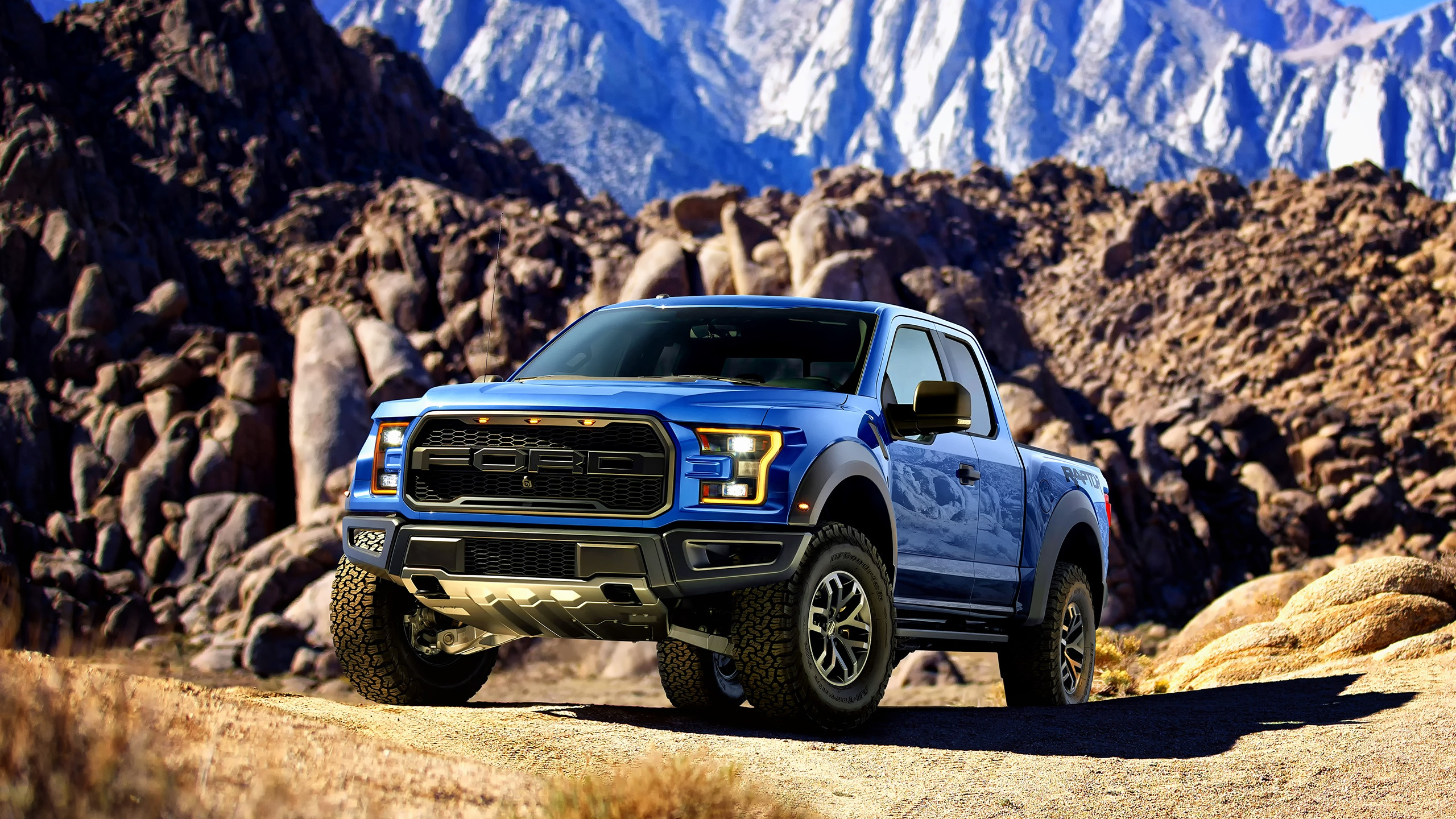 2016 Ford F 150 Raptor Wallpapers HD Wallpapers 2560x1440