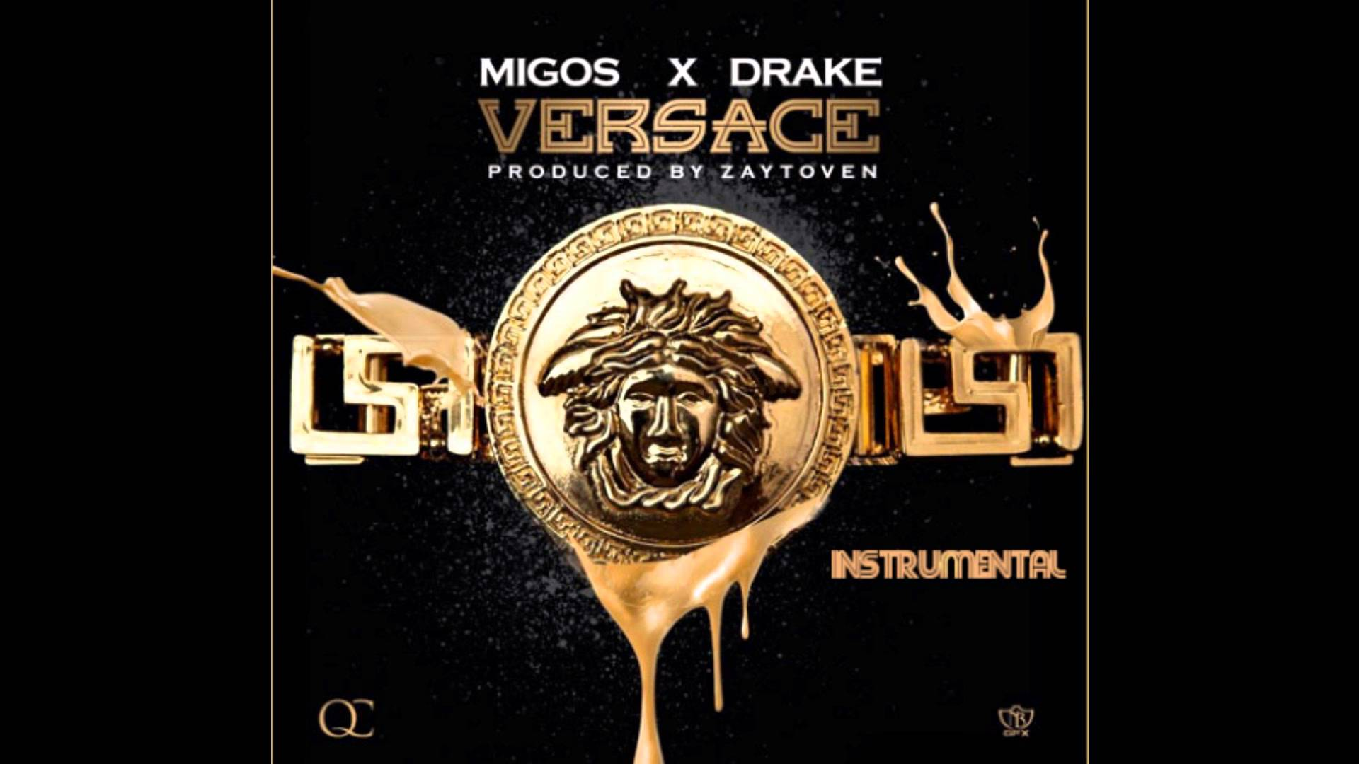 Migos [ft Drake]   Versace [Instrumental][Download Link In 1920x1080