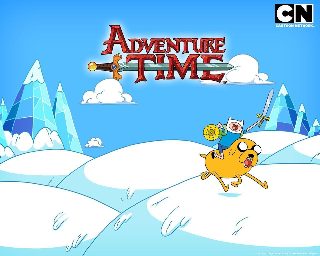 Adventure Time With Finn And Jake Wallpapers 1280x1024
