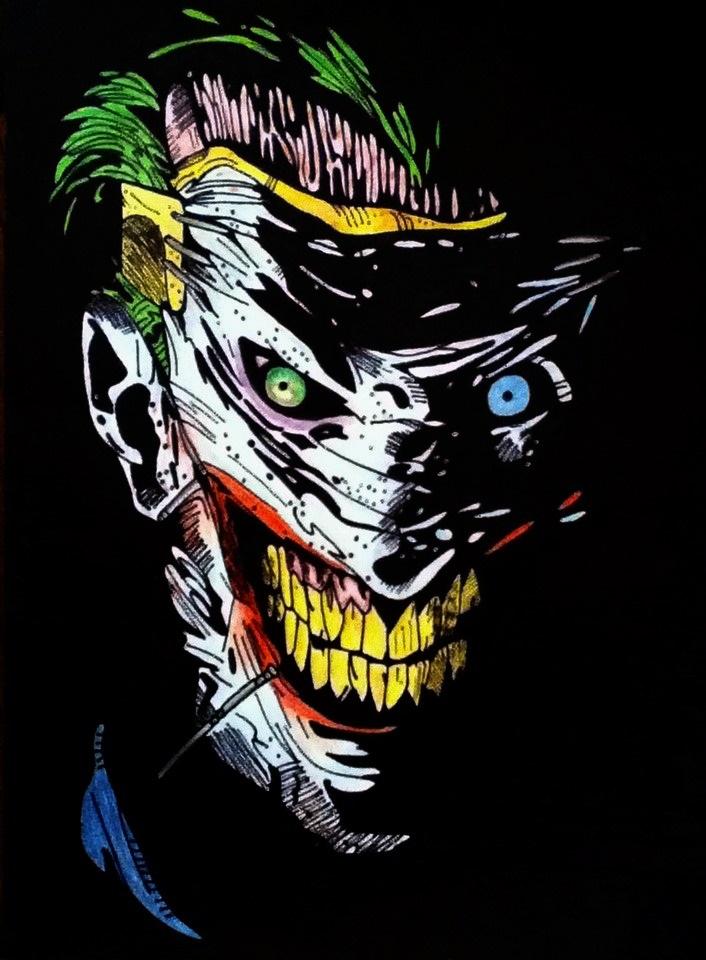Joker New 52 Wallpaper New 52 joker by hermione 706x960