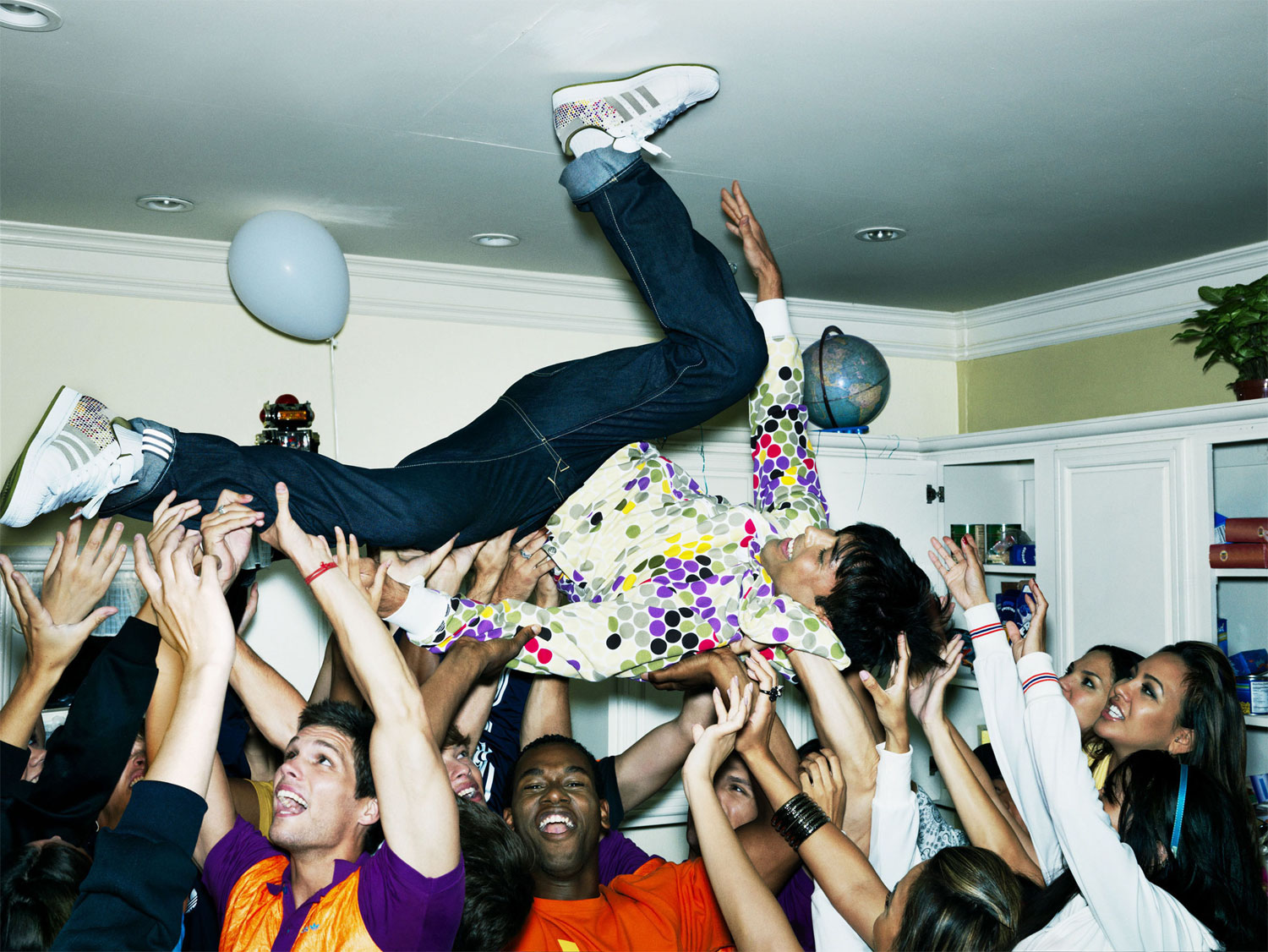 Full Adidas House Party Commercial 1500x1126
