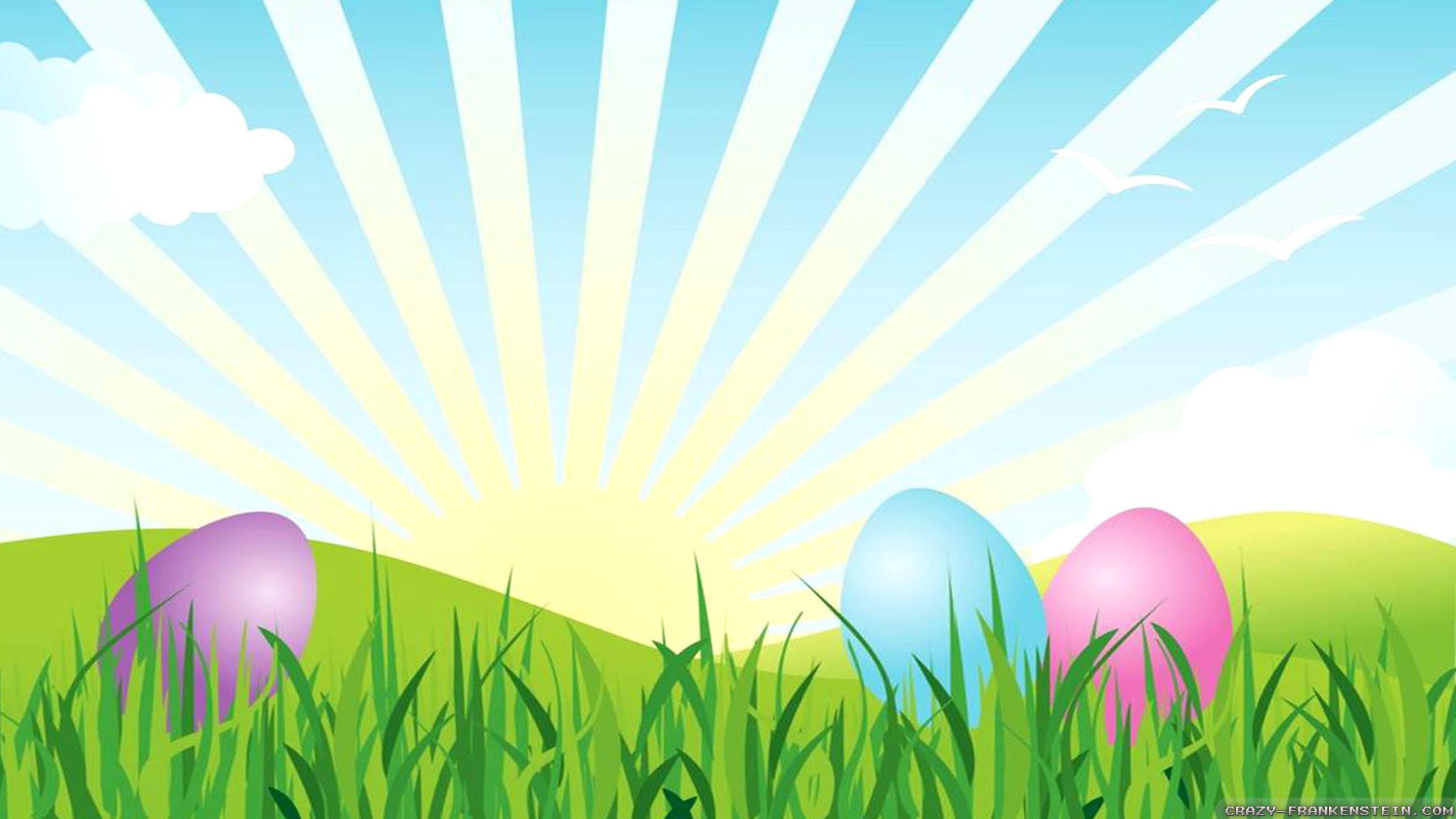 Free Wallpaper Easter Spring