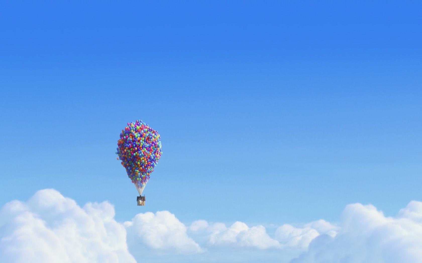 pixar up wallpaper 14 by pwn247 customization wallpaper hdtv 1680x1050