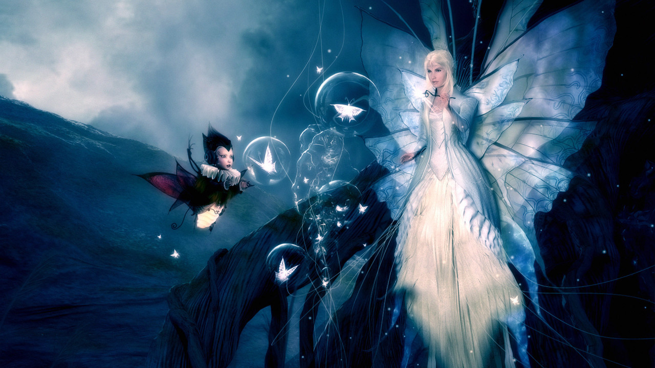 Fairy wallpaper desktop