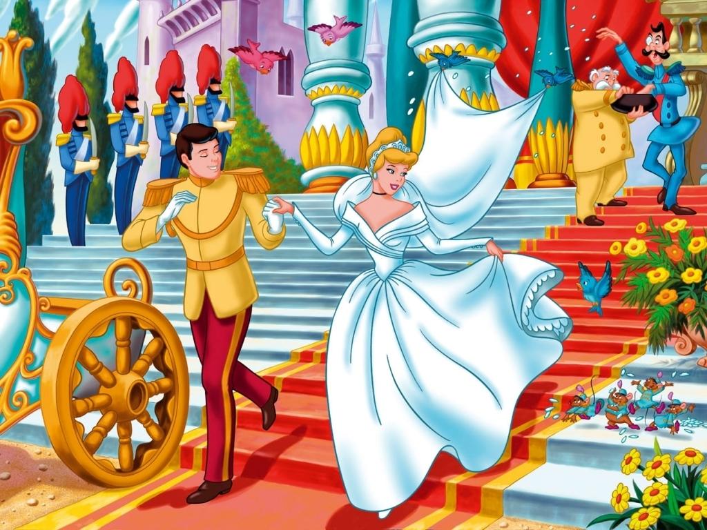Cinderella Wallpaper   Classic Disney Wallpaper 6038332 1024x768