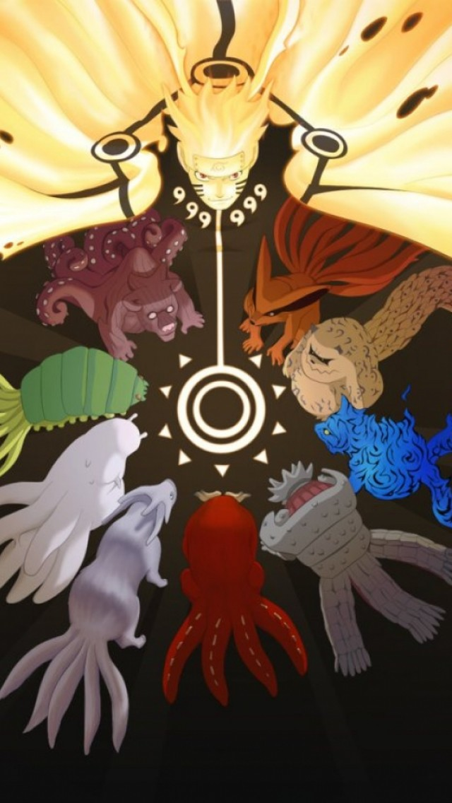 49 Naruto Wallpapers Hd For Iphone On Wallpapersafari