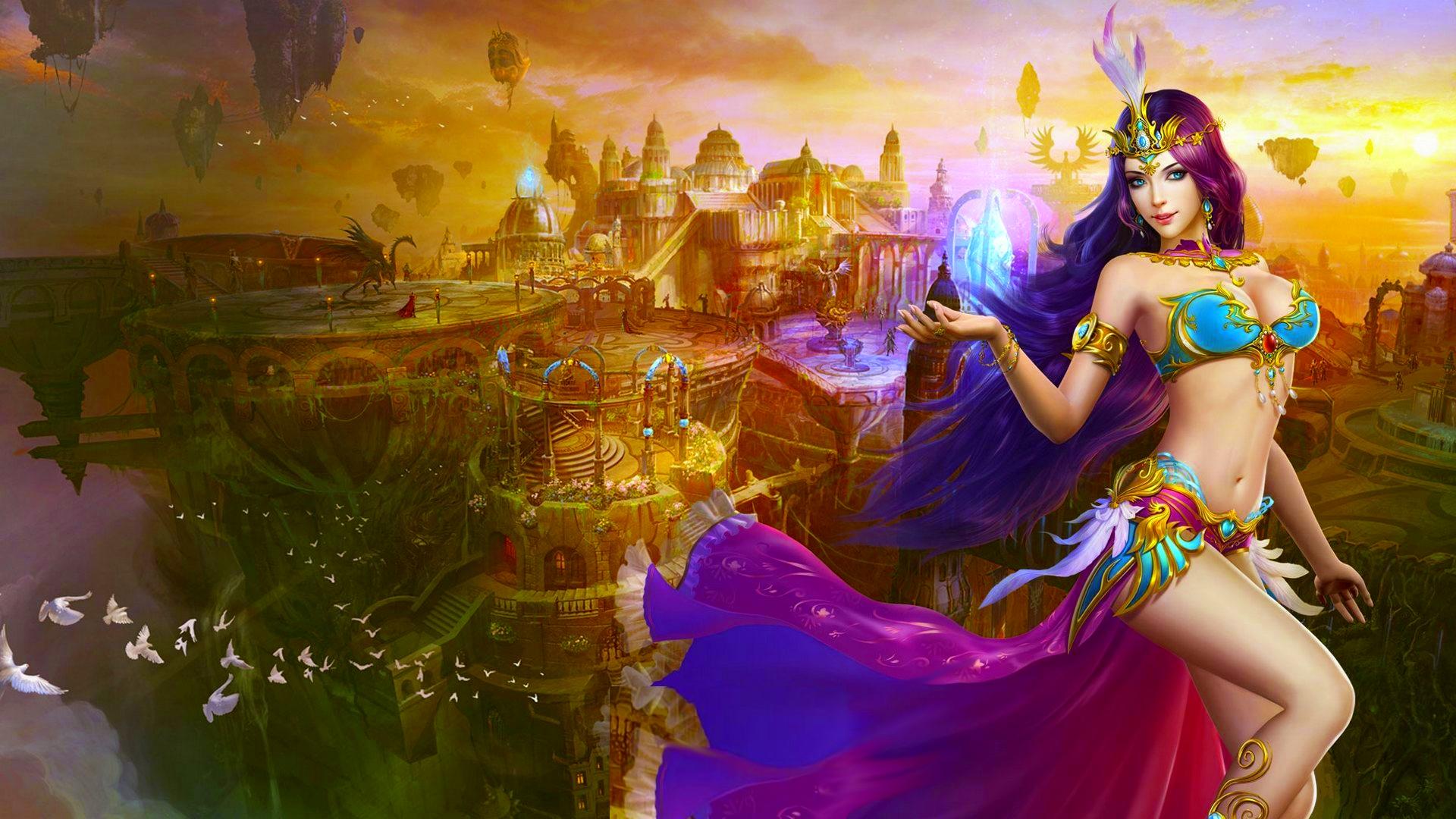 princess girl wallpaper - photo #8