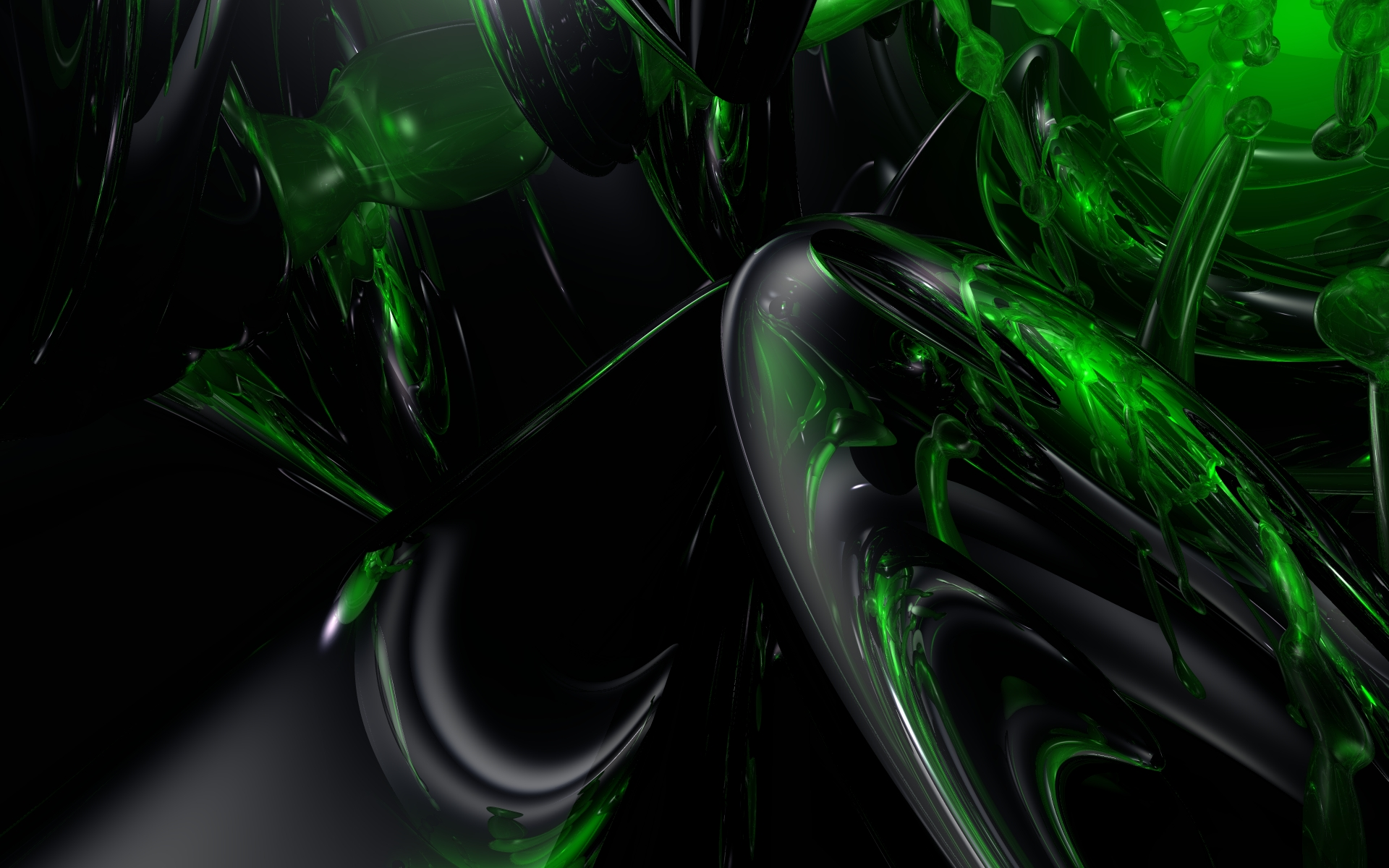 1920x1200 Alien Goo desktop PC and Mac wallpaper 1920x1200