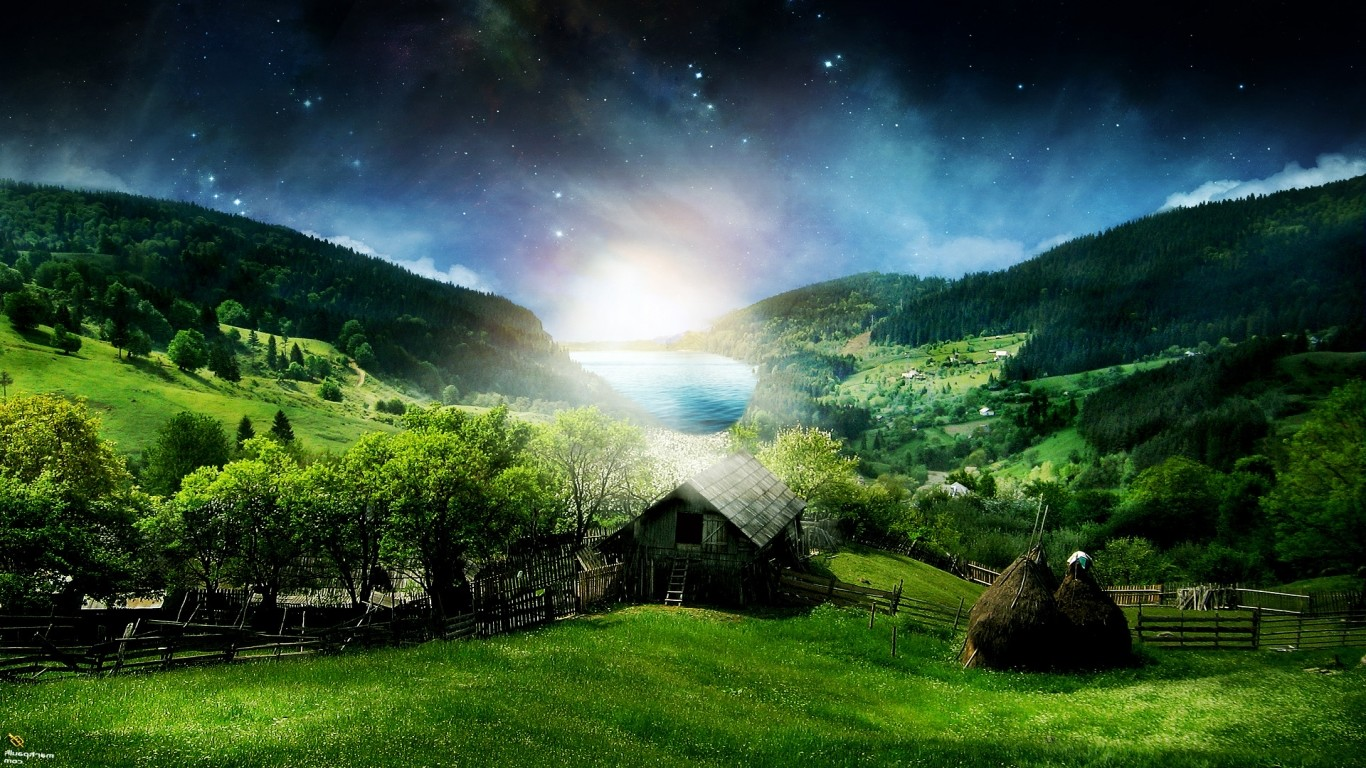 friends download 3d wallpapers nature which is under the 3d wallpapers 1366x768