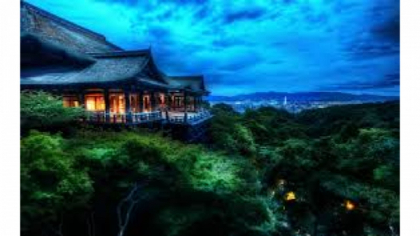 download Trending 2016 Kyoto Japan 4K Wallpaper 4K Wallpaper 1366x768