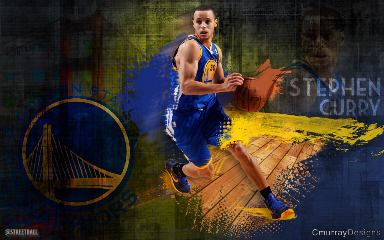 FunMozar Stephen Curry Wallpaper 1280x800