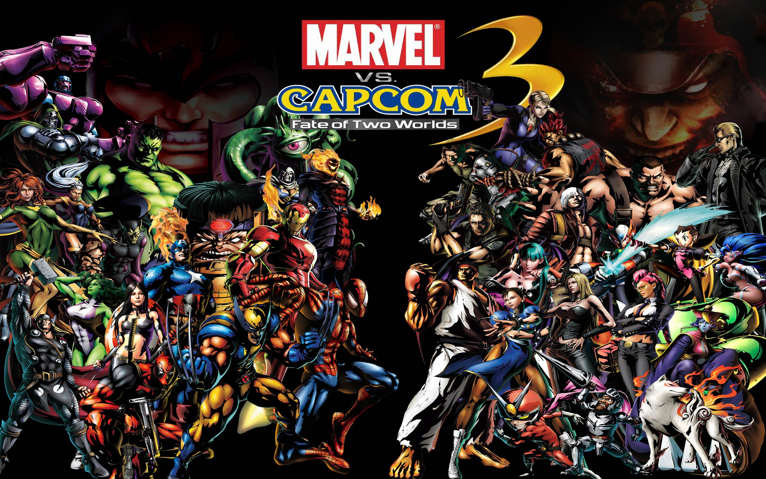 Free Download Mortal Kombat Vs Marvel Vs Capcom 3 El Ultimo