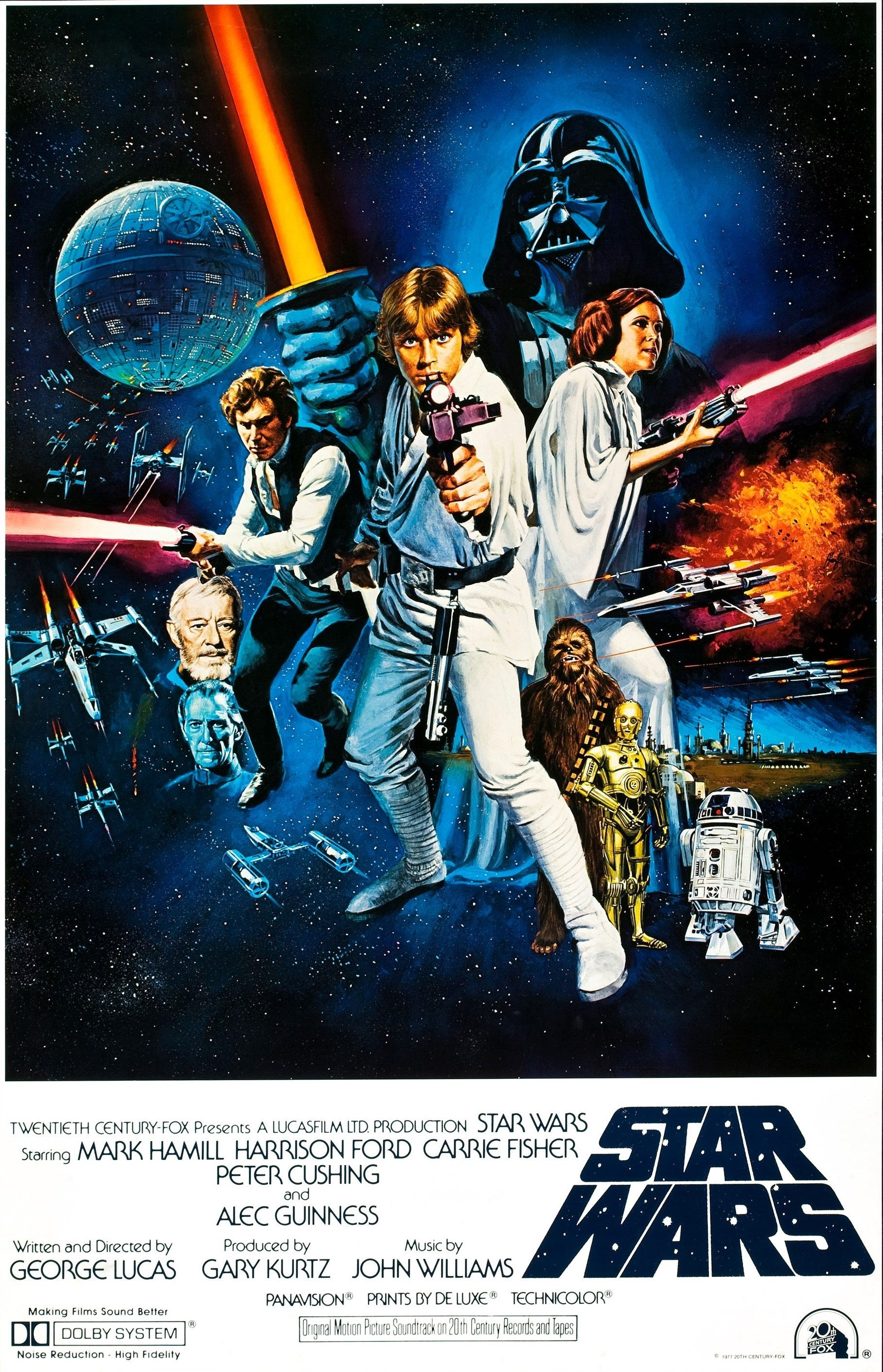 Star Wars Episode IV   A New Hope 1977   IMDb 1820x2827