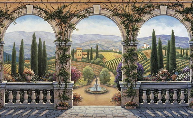 Wallpaper mural italian ideas design italian wall murals wall 1440x880