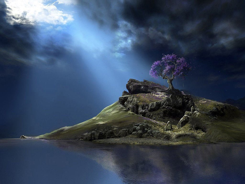 Get Backgrounds 3d Island Wallpaper and make this wallpaper for 1024x768