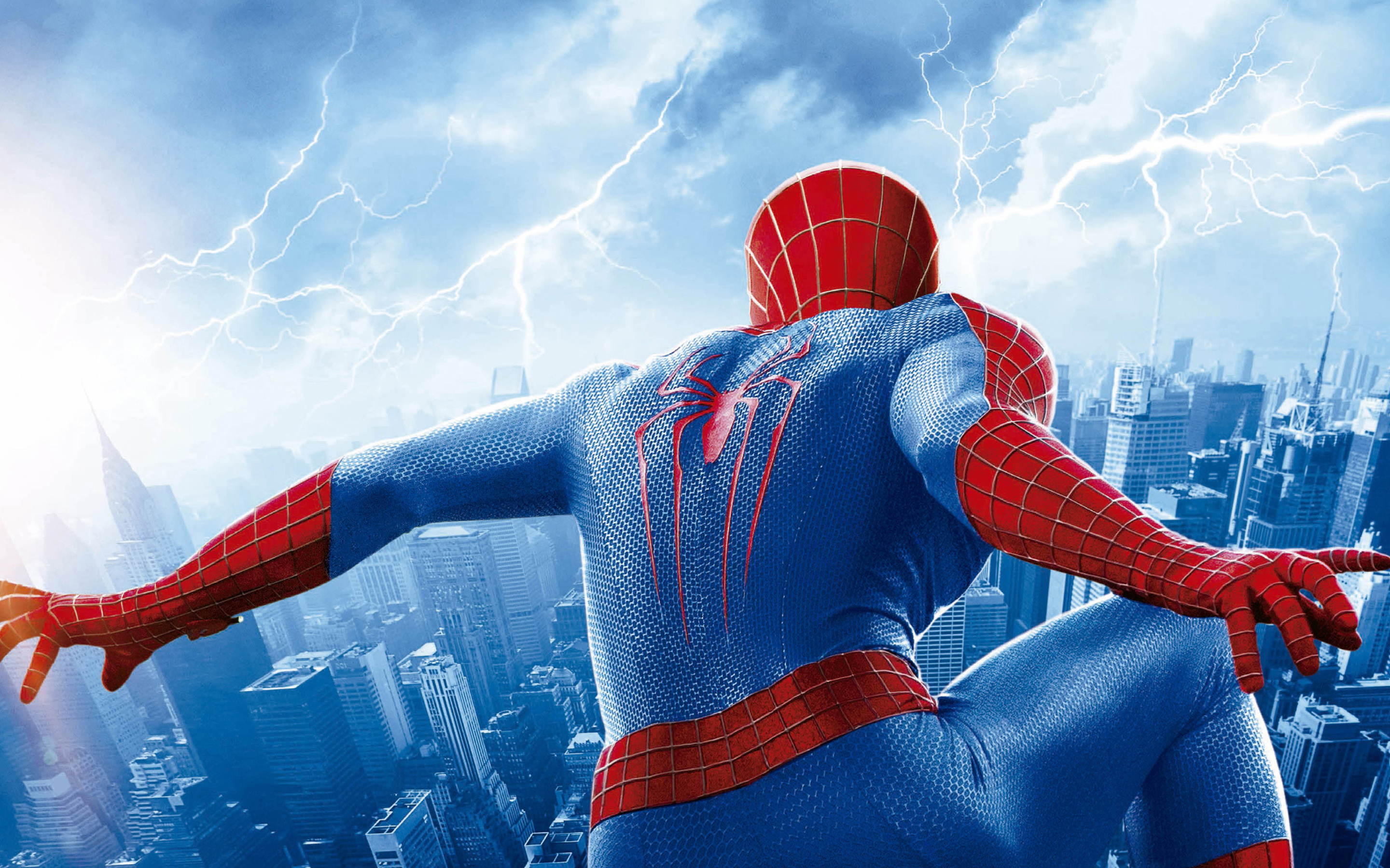 2014 The Amazing Spider Man 2 Wallpapers HD Wallpapers 2880x1800
