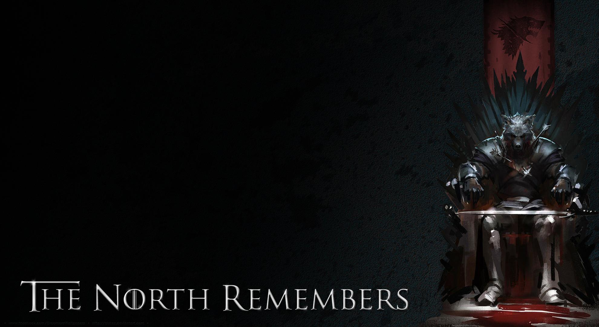 ASOS [ASOS]The North Remembers Wallpaper1920x1080 fc00deviantart 1980x1080