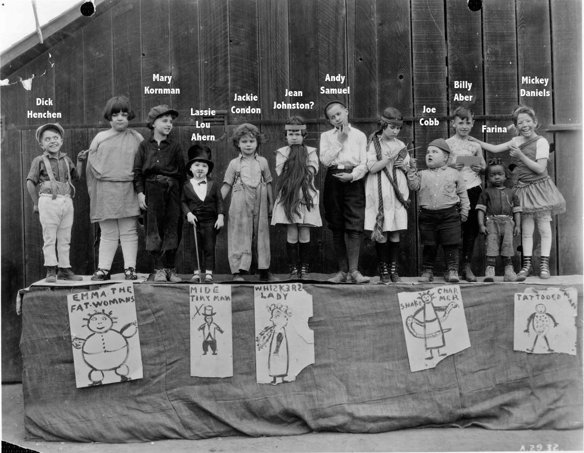 Our Gang Silent Film Cast Our Gang Little Rascals Pinterest 1159x900